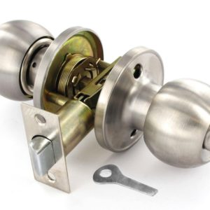 Stainless Steel privacy knobset 60/70mm