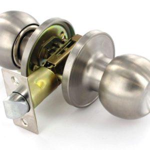 Stainless Steel passage knobset 60/70mm