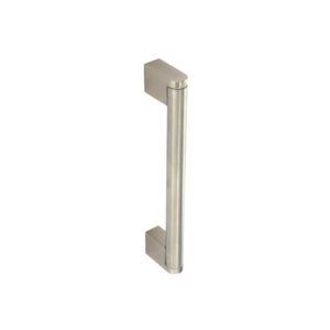14mm bar handle Stainless Steel/Brushed Nickel 192mm c/c