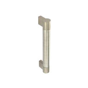 22mm bar handle Stainless Steel/Brushed Nickel 192mm c/c