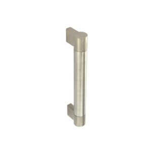 22mm bar handle Stainless Steel/Brushed Nickel 448mm c/c