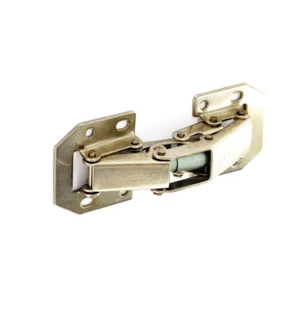 Easy-on hinges sprung Zinc plated 105mm