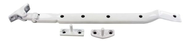Casement stay White 250mm